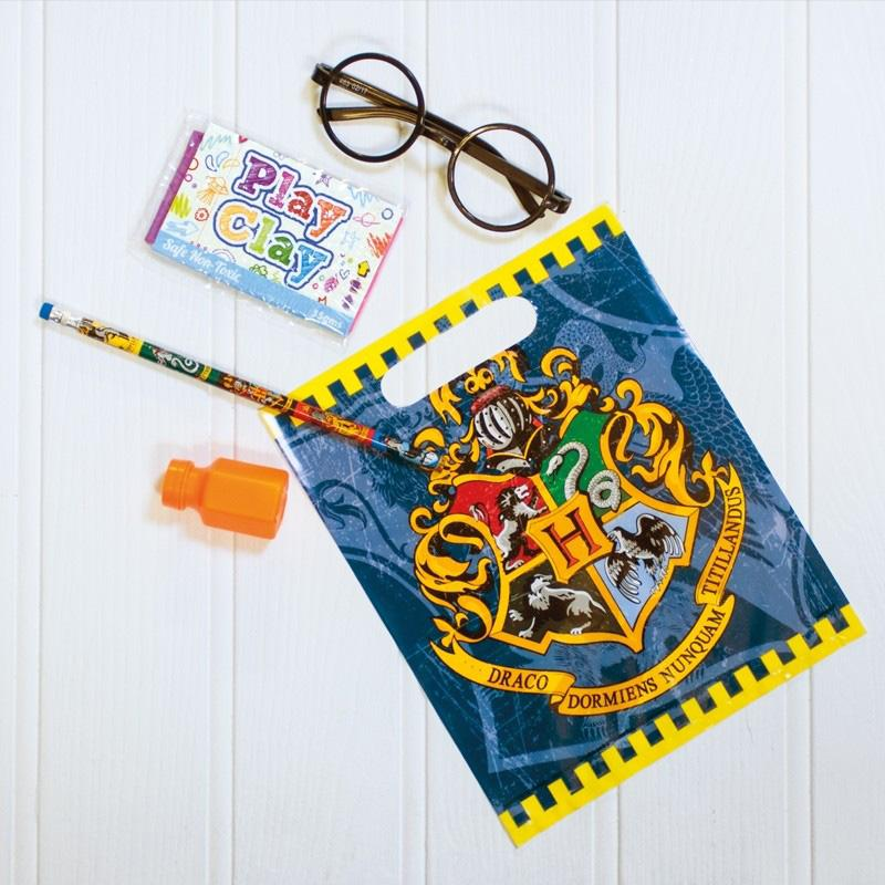 Harry Potter Filled Party Bag 8 Guests
