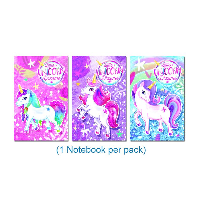 Unicorn Notebooks (x6)
