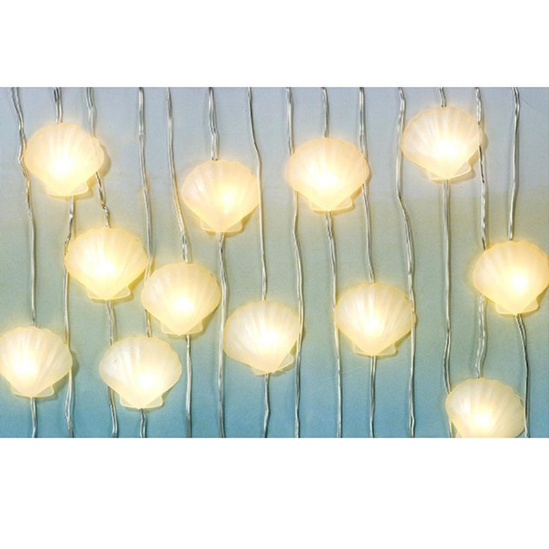We Heart Mermaids Mermaid Mermaid Shell Lights