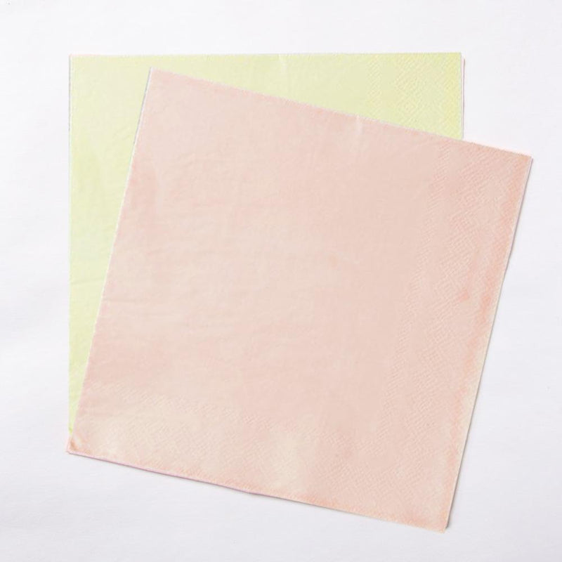 We Heart Pastels Napkins (x16)