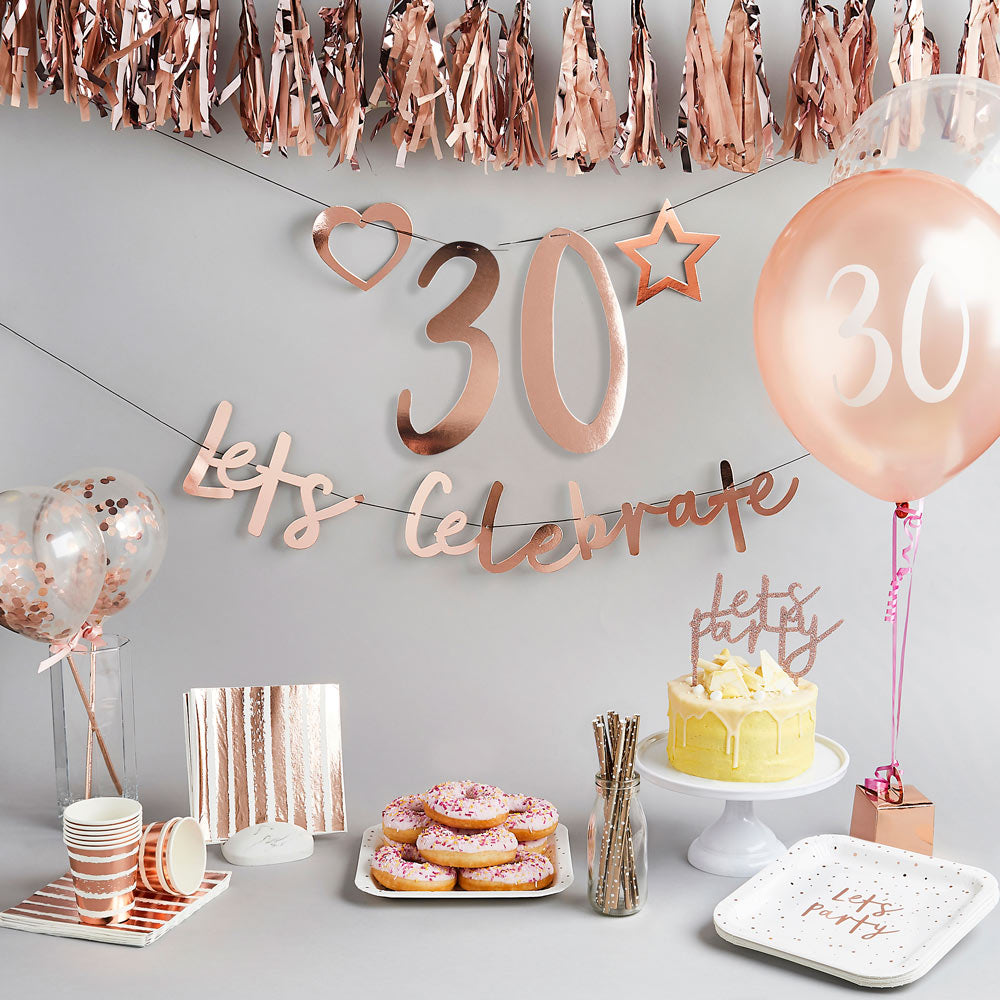 Create Your Own Bundle - 30th Birthday