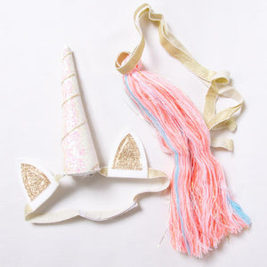 Unicorn Dress Up Kit