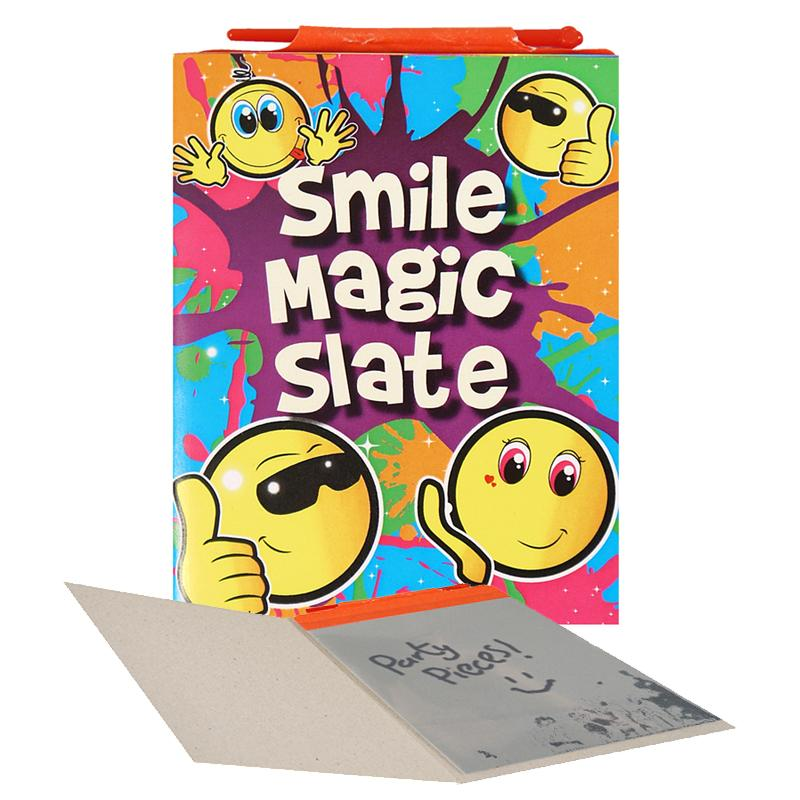 Smiley Magic Slates (x4)