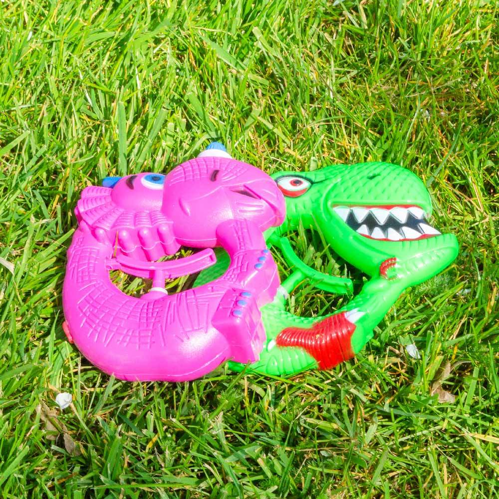 Click to view product details and reviews for Dinosaur Water Pistol X1.