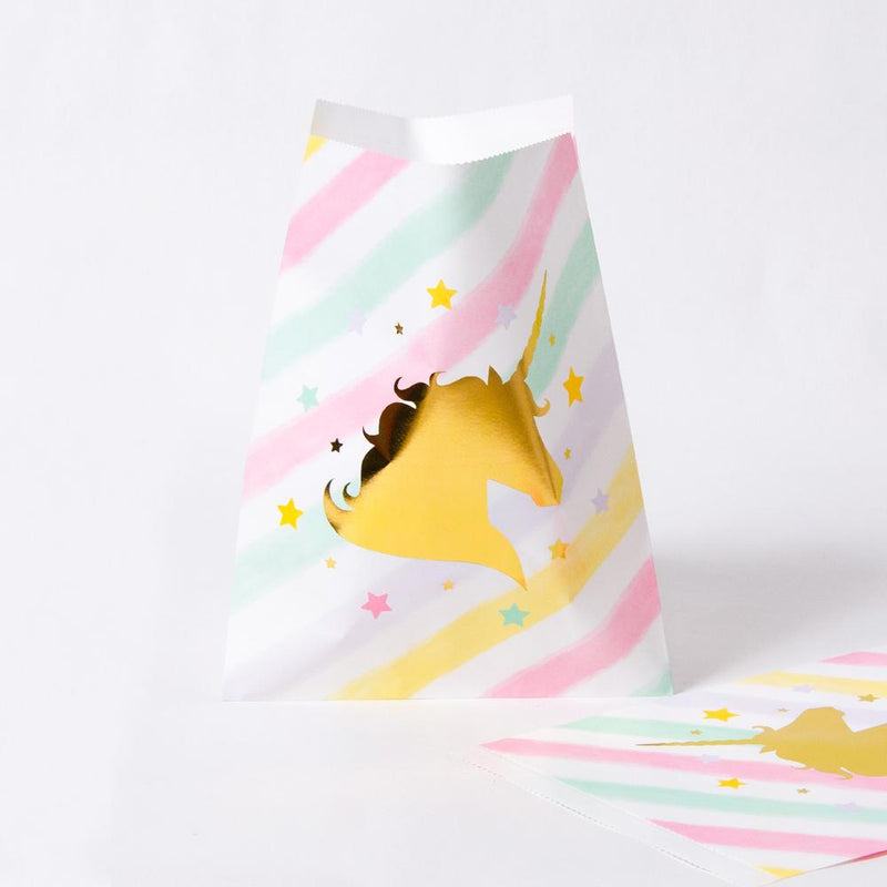 Unicorn Sparkle Party Bags (x10)