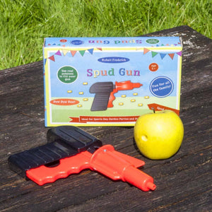 Spud Guns Party Game