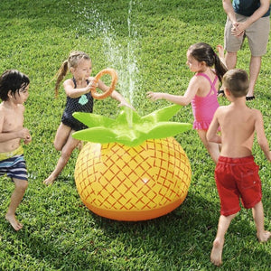 Pineapple Blast Sprinkler Game