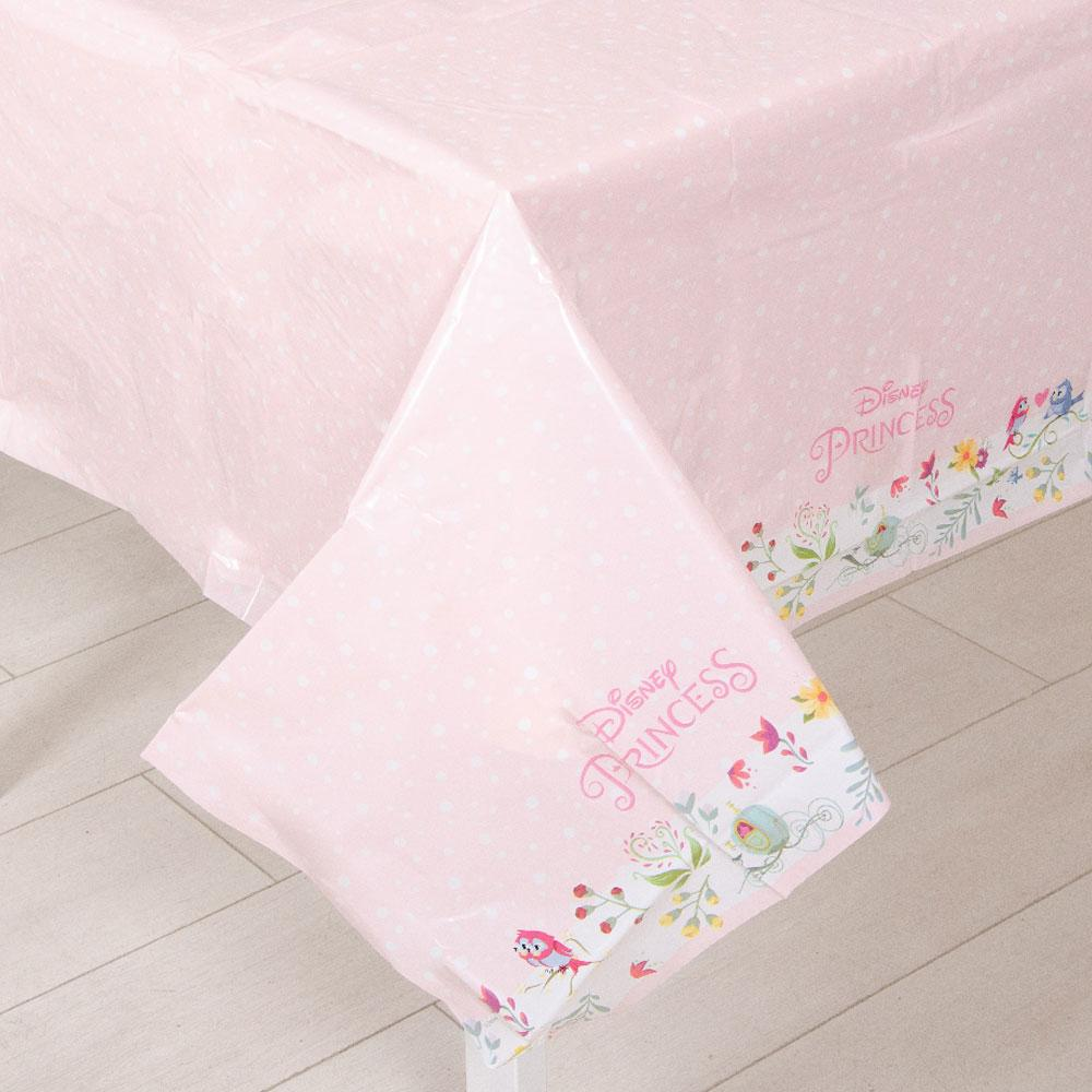 Disney True Princess Plastic Table Cover