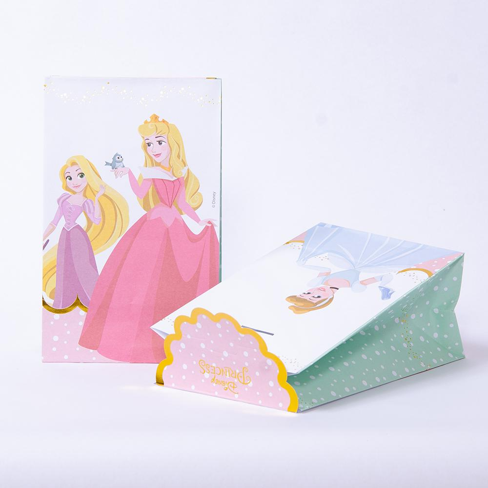 Disney True Princess Paper Party Bags (x6)