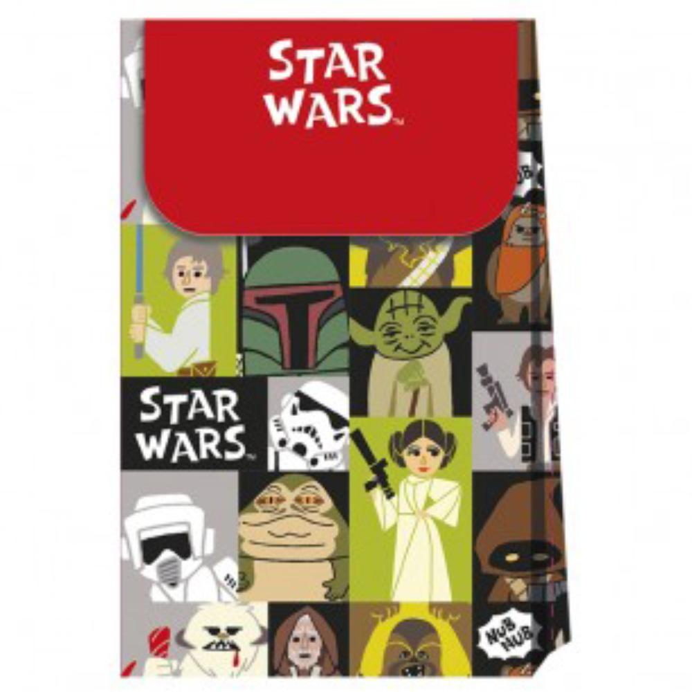 Star Wars Pop Comic Paper Party Bags