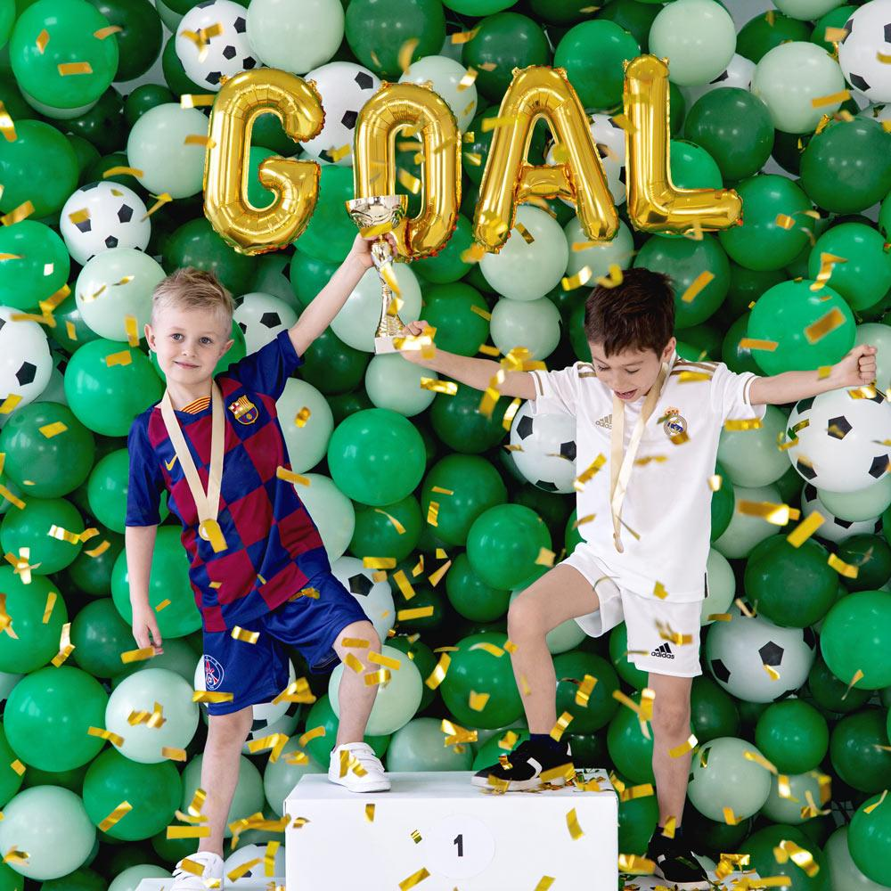 Goal Balloon Bundle