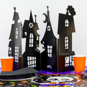 Haunted House Centrepiece