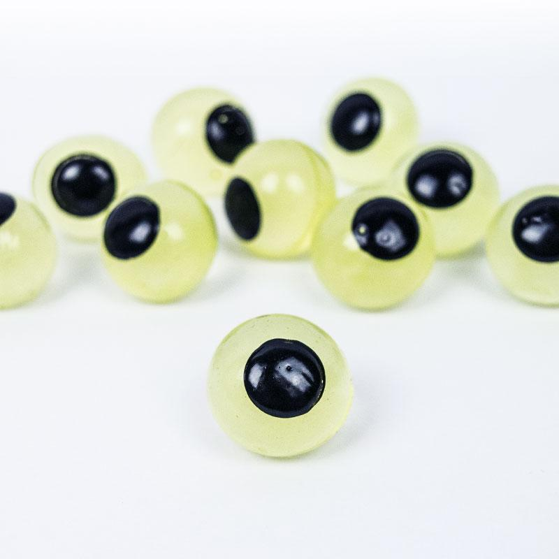 Glow-In-The-Dark Eyeball Favours