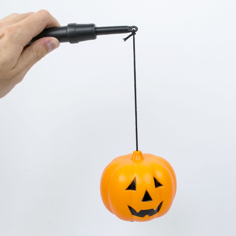 Hanging Pumpkin Halloween Lantern Small