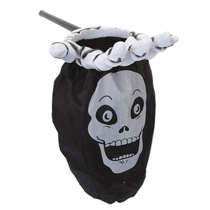 Halloween Hand Candy Bag Skeleton