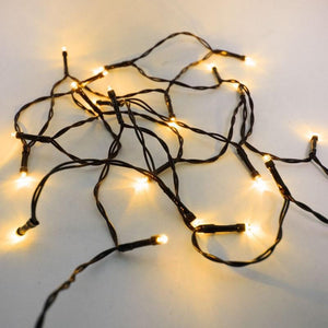 Halloween String Lights Orange