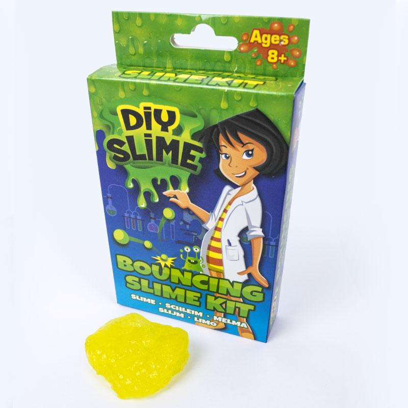 Small DIY Slime Set Bouncing Putty