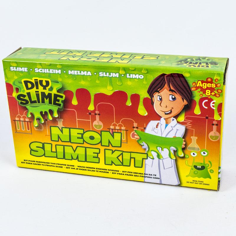 DIY Slime Set Neon