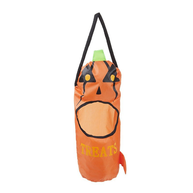 Halloween Trick or Treat Nylon Bags Pumpkin