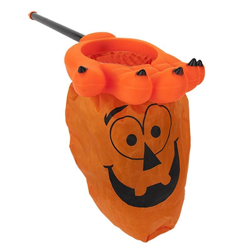 Halloween Hand Candy Bag Pumpkin
