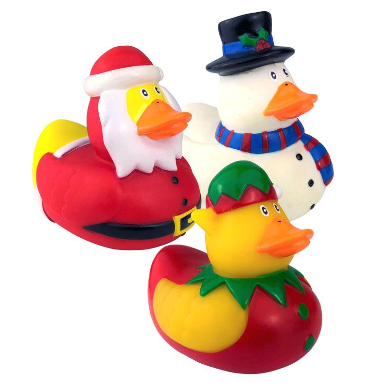 Christmas Giant Rubber Duck