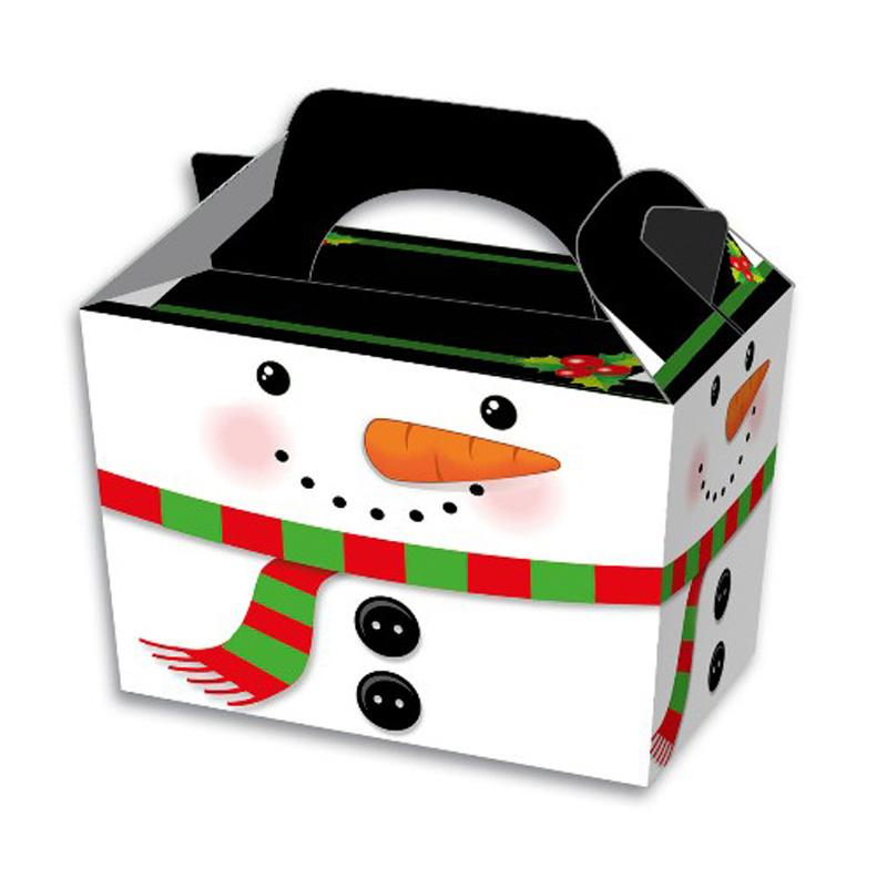 Snowman Christmas Party Box each