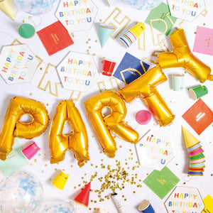 Happy Birthday Party Kit (x16 Guests)