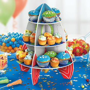 Blast Off! - Party Treat Stand