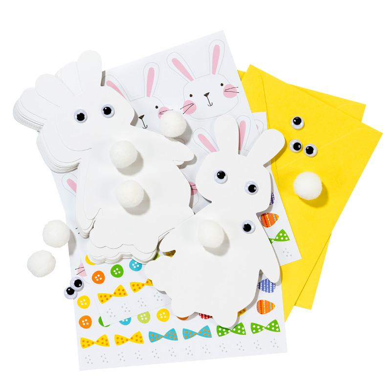 Hop To It Easter Card Making Kit