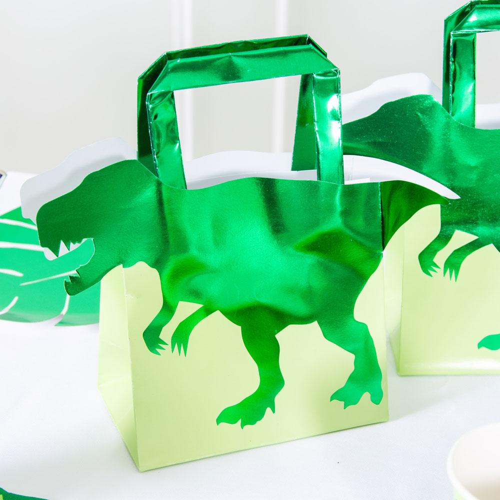 Roarsome Dinosaur Party Bags (x5)