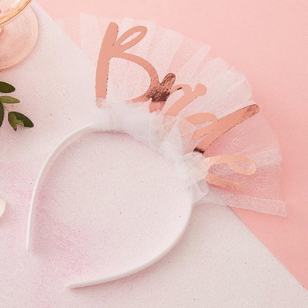 Floral Hen Party - Bride to be Headband