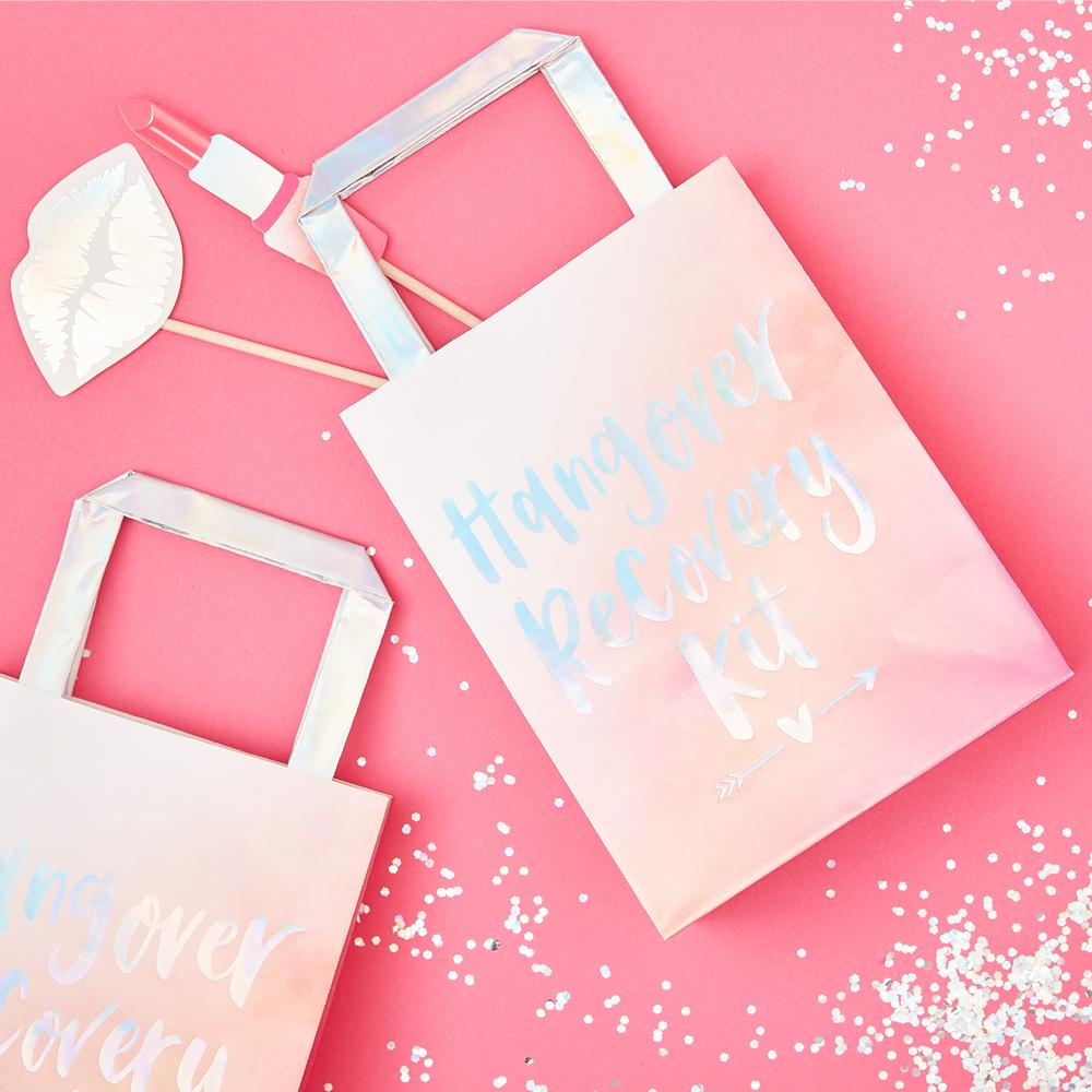 Bride Tribe - Hangover Recovery Party Bags (x5)