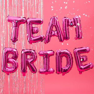 Bride Tribe - Hen Party Balloon Bunting