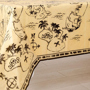 Pirate Treasure - Treasure Map Table Cover