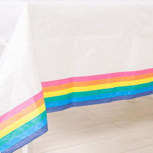 Birthday Brights Rainbow - Paper Table Cover