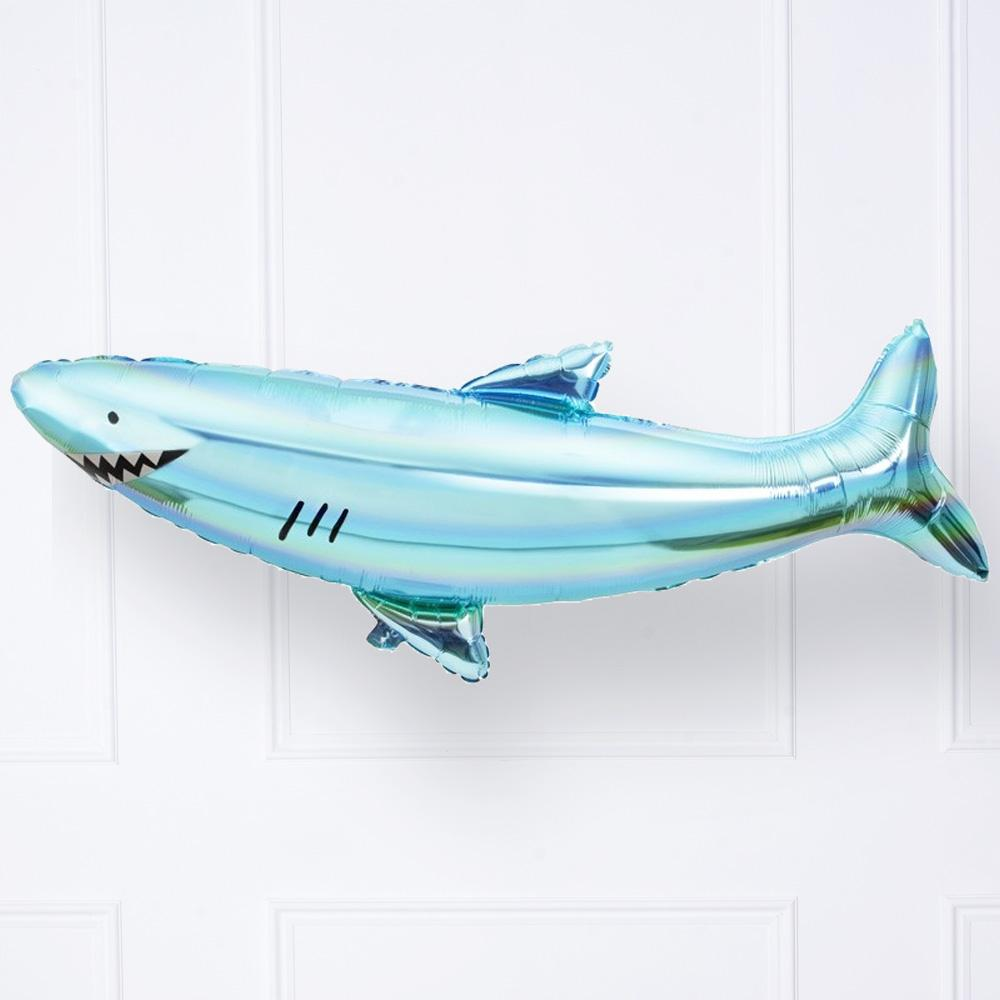 Under The Sea Giant Shark Helium Balloon