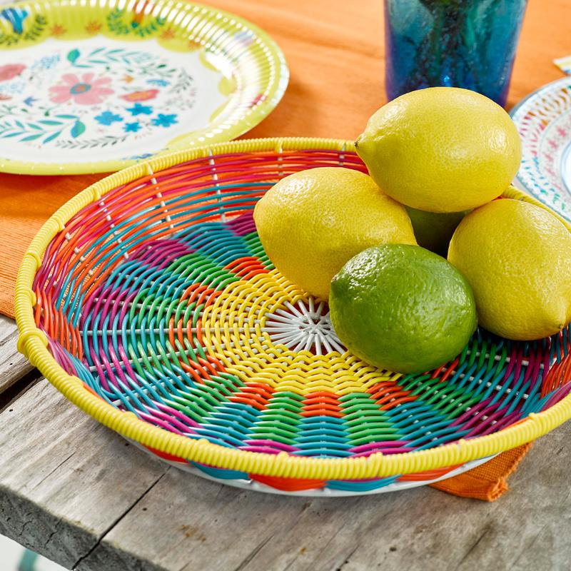 Boho Party - Woven Tray