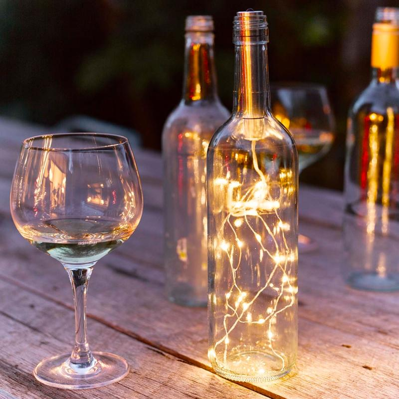 Boho Party - LED Bottle Lights