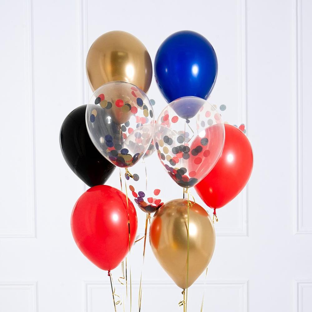 Confetti Balloon Bunch - Pirate