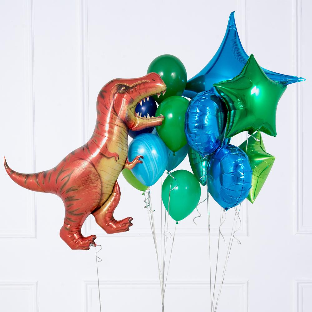 Crazy Balloon Bunch - Dinosaur