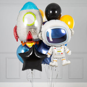 Crazy Balloon Bunch - Space