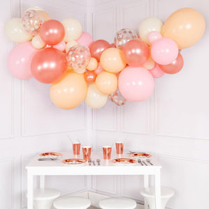 Balloon Cloud - Rose Gold Blush