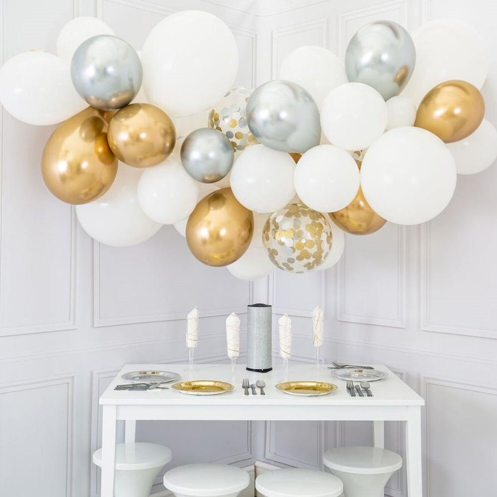 Balloon Cloud - Stylish Metallic