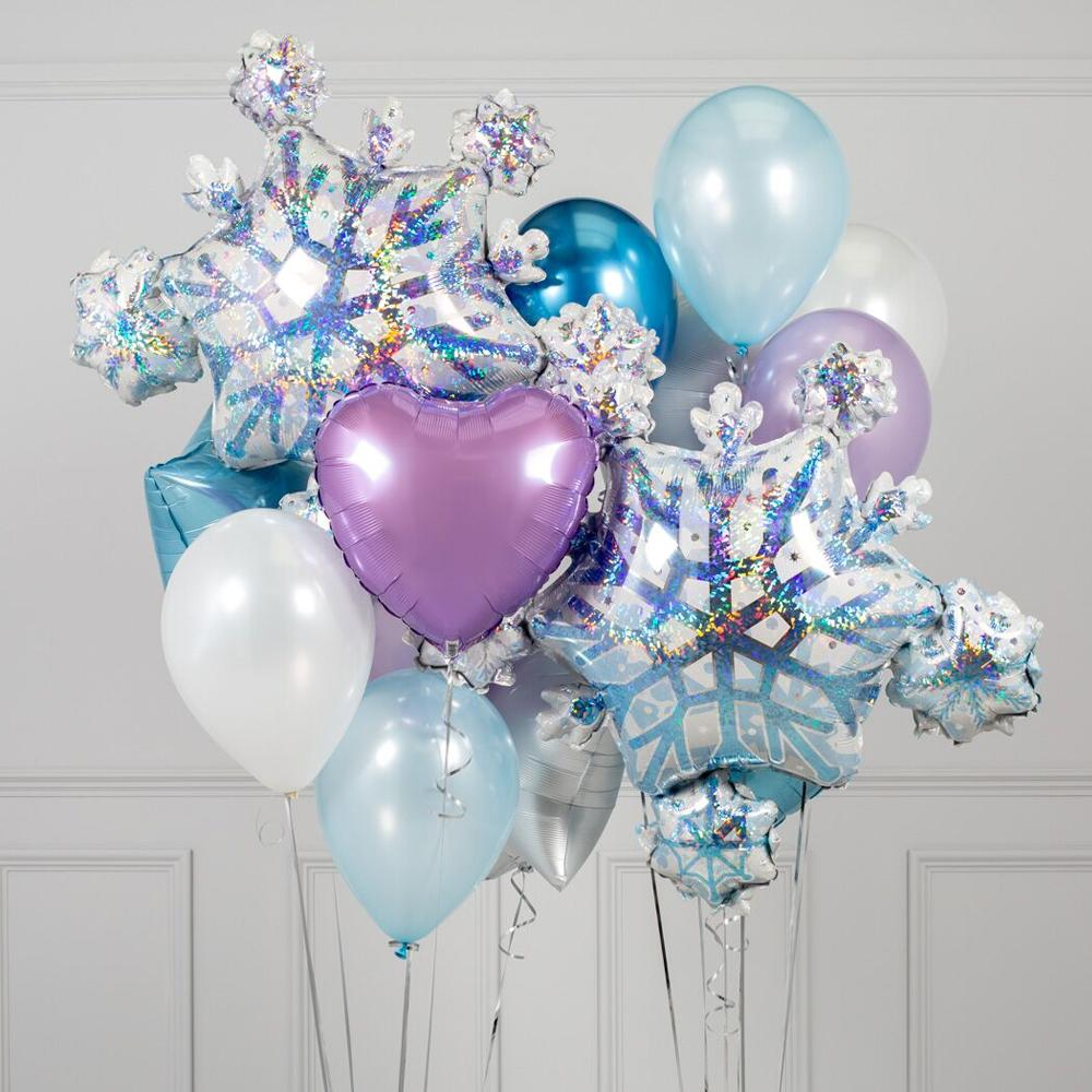 Crazy Balloon Bunch - Ice Princess