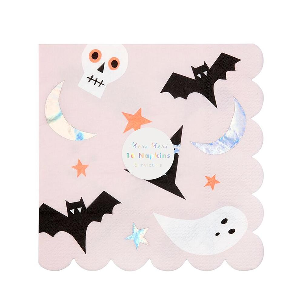 Halloween Icons - Party Napkins (x16)