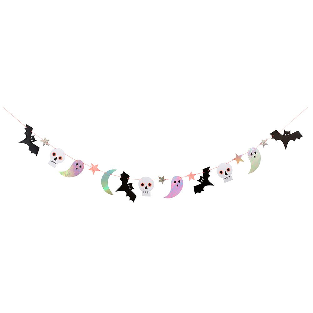 Halloween Icons - Party Garland