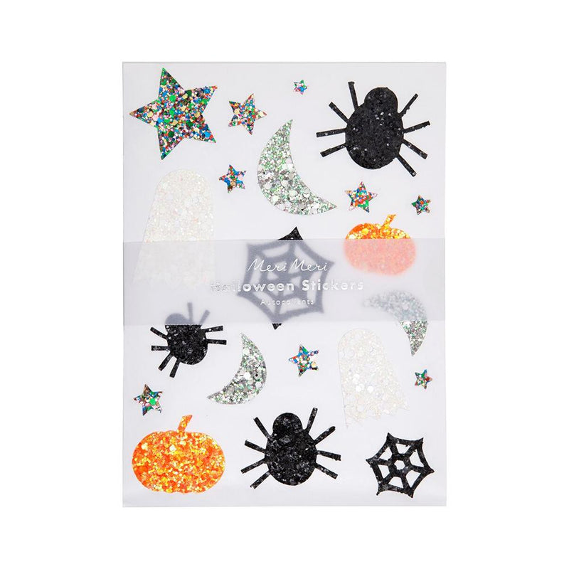 Halloween Icons - Sticker Sheets (x10)