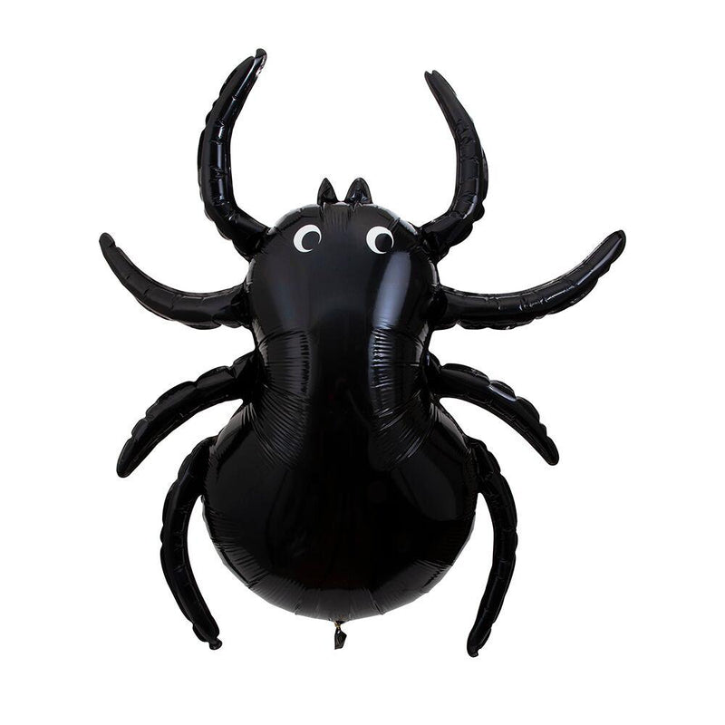 Giant Spider Halloween Party Balloons (x3)
