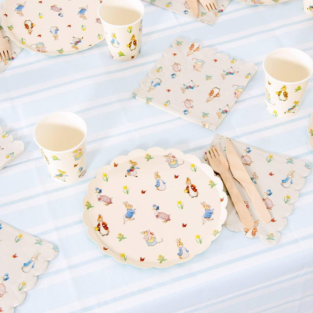 Peter Rabbit & Friends Party Table Set