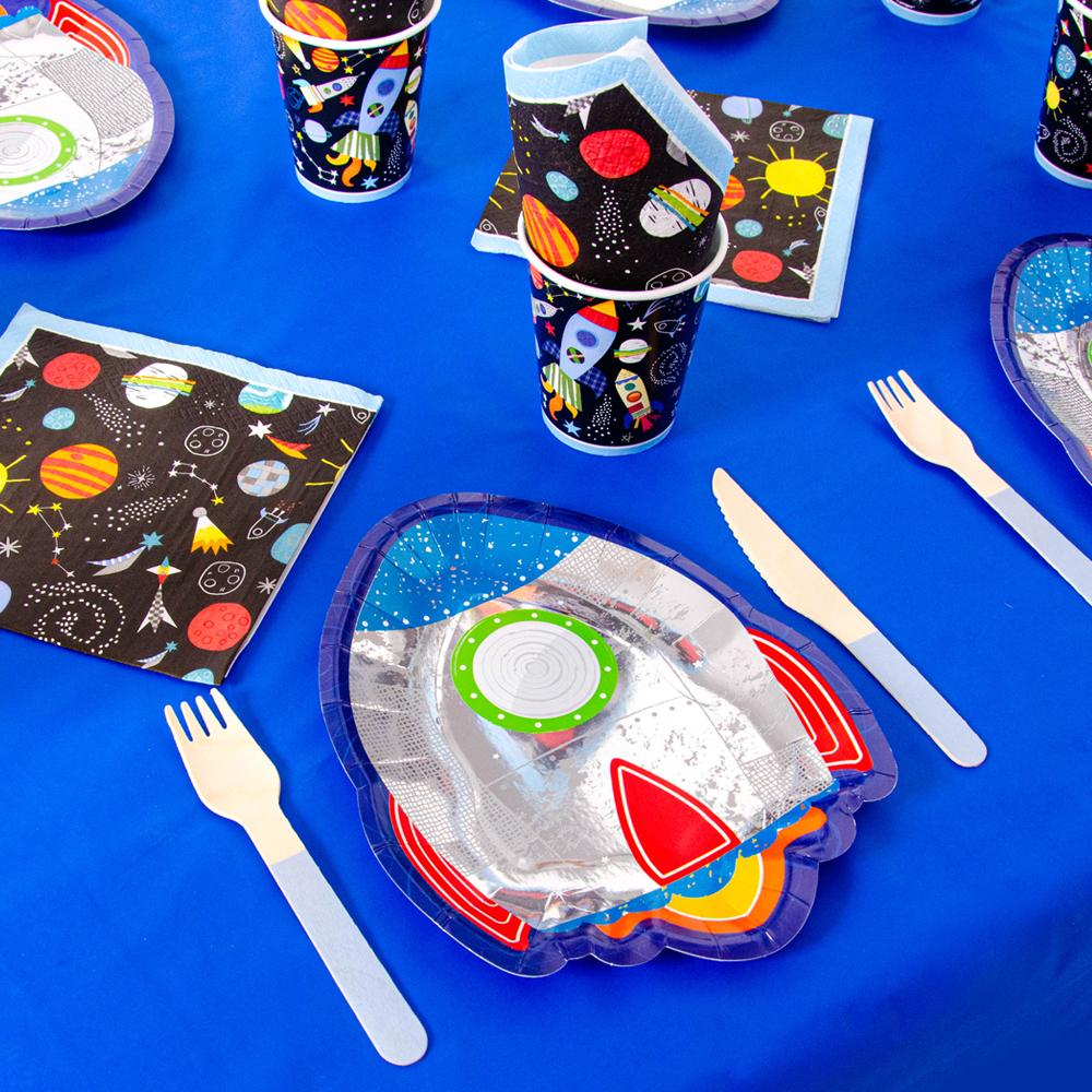 Outer Space Party Table Set